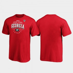 2020 Sugar Bowl Bound UGA T-Shirt Tackle Youth(Kids) Red 353140-780